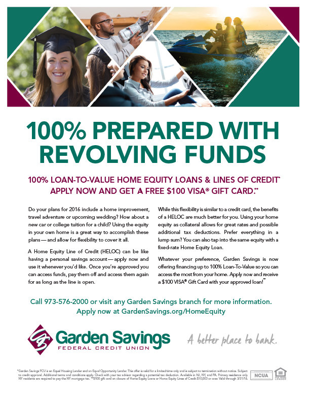 Perfect Garden Savings Federal Credit Union
