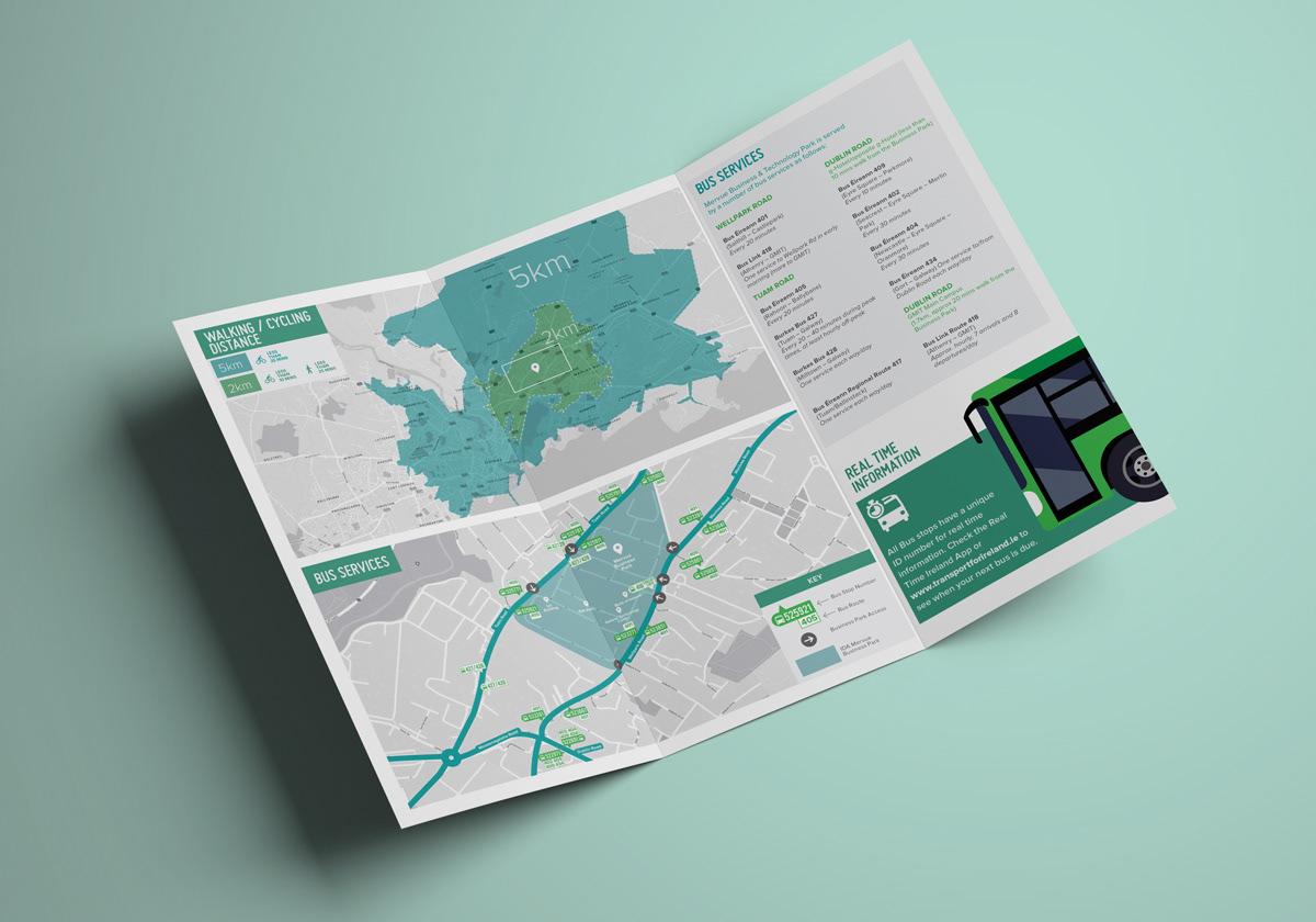 environment graphic design  green identity logo Smart Travel transportation Travel