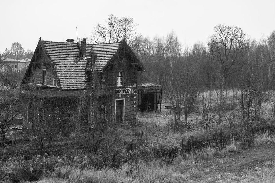 kolej wąskotorowa Fotografia Śląsk