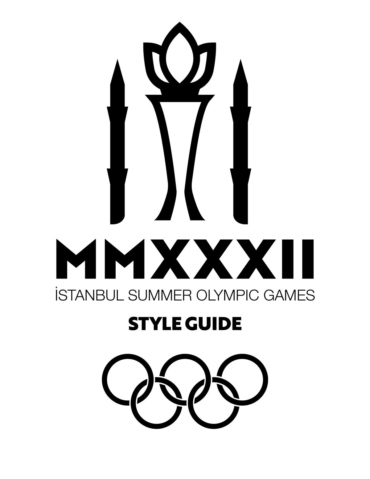 Istanbul 2032 Summer Olympics on Behance