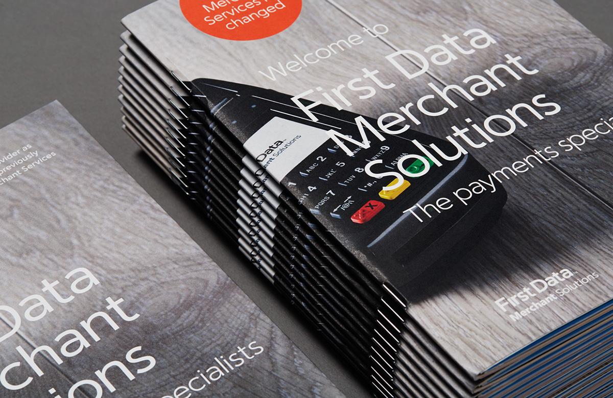 First Data Merchant Solutions on Behance