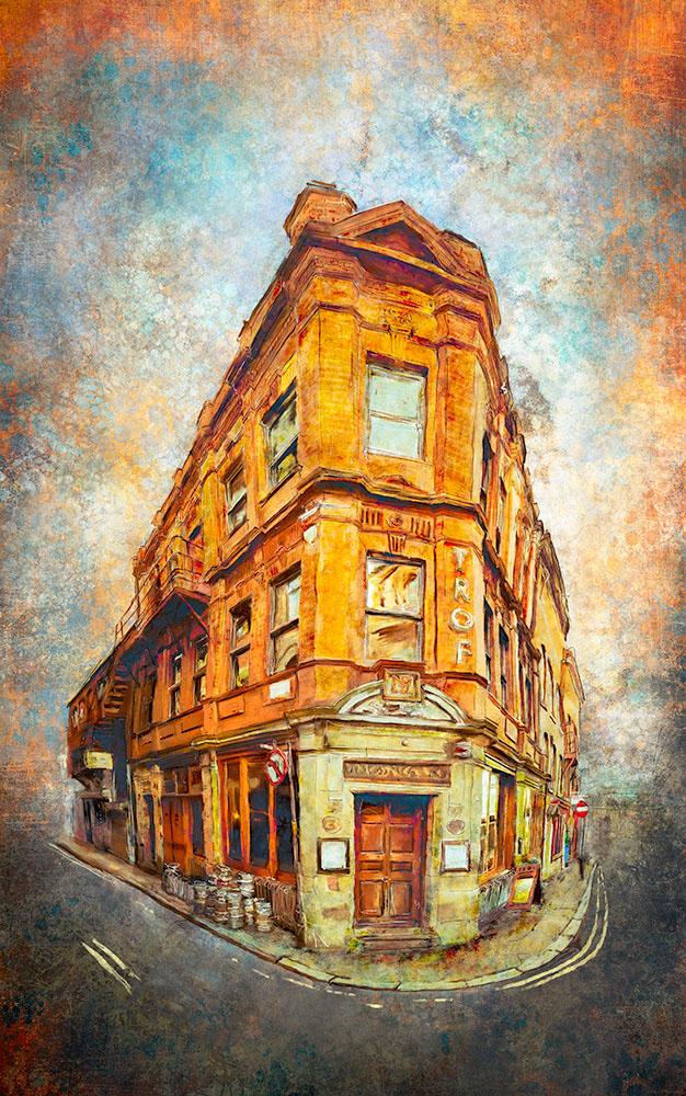 trof manchester Digital Art  digital painting