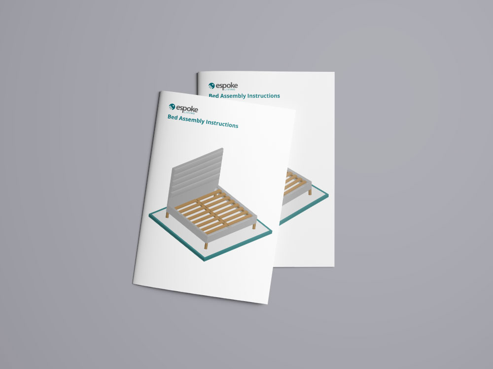 Furniture Assembly Instruction Manual On Behance