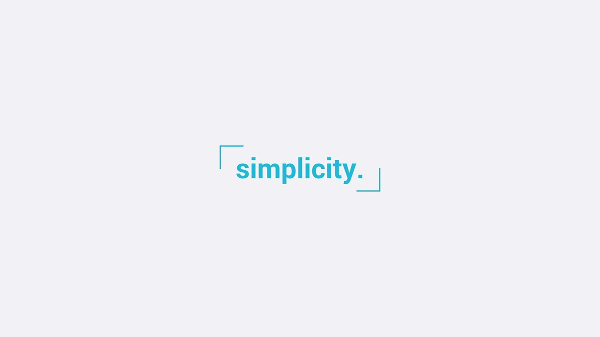 Simplicity Premium And Easy To Edit Template On Behance