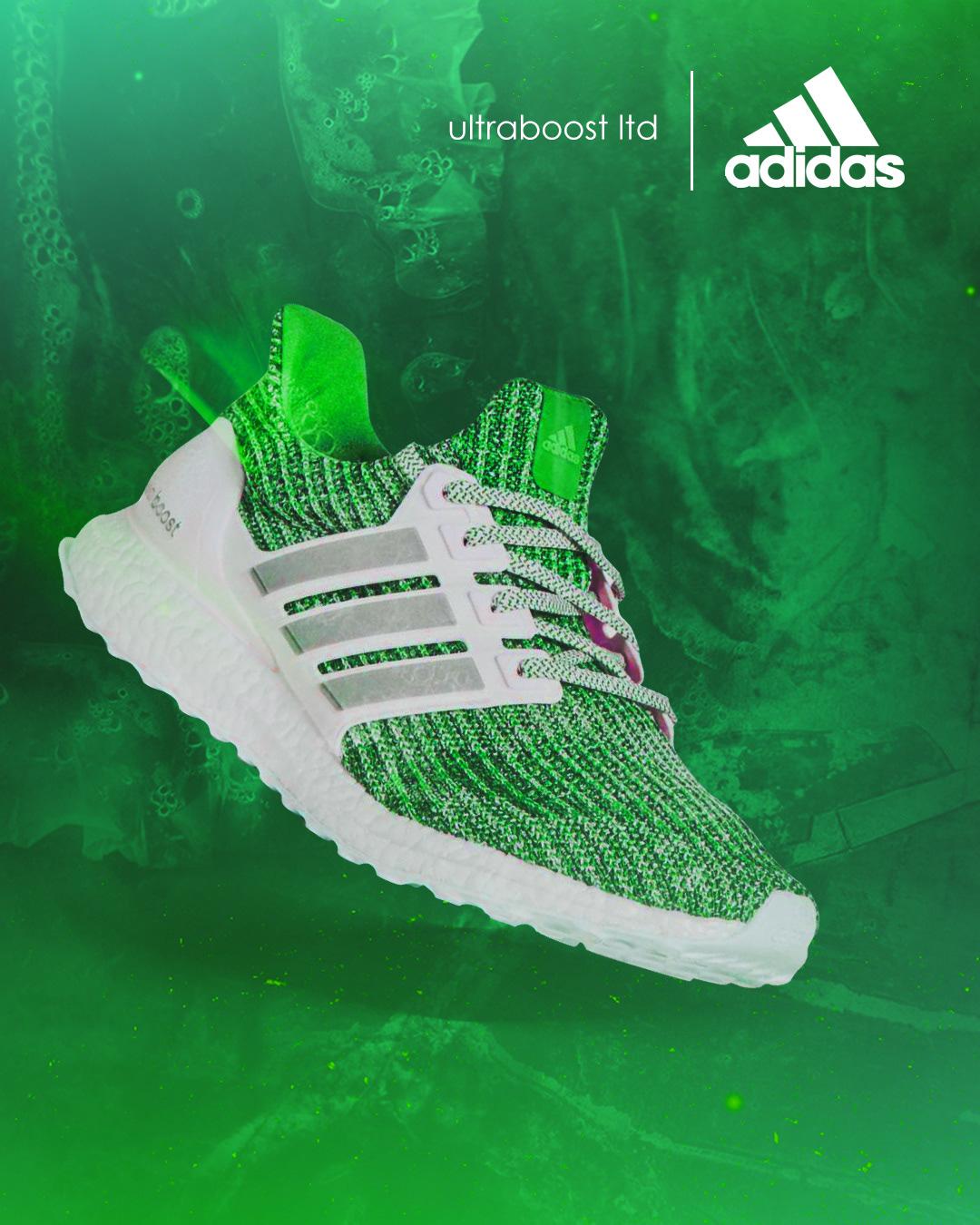 adidas Ultraboost LTD Advertisement on Behance