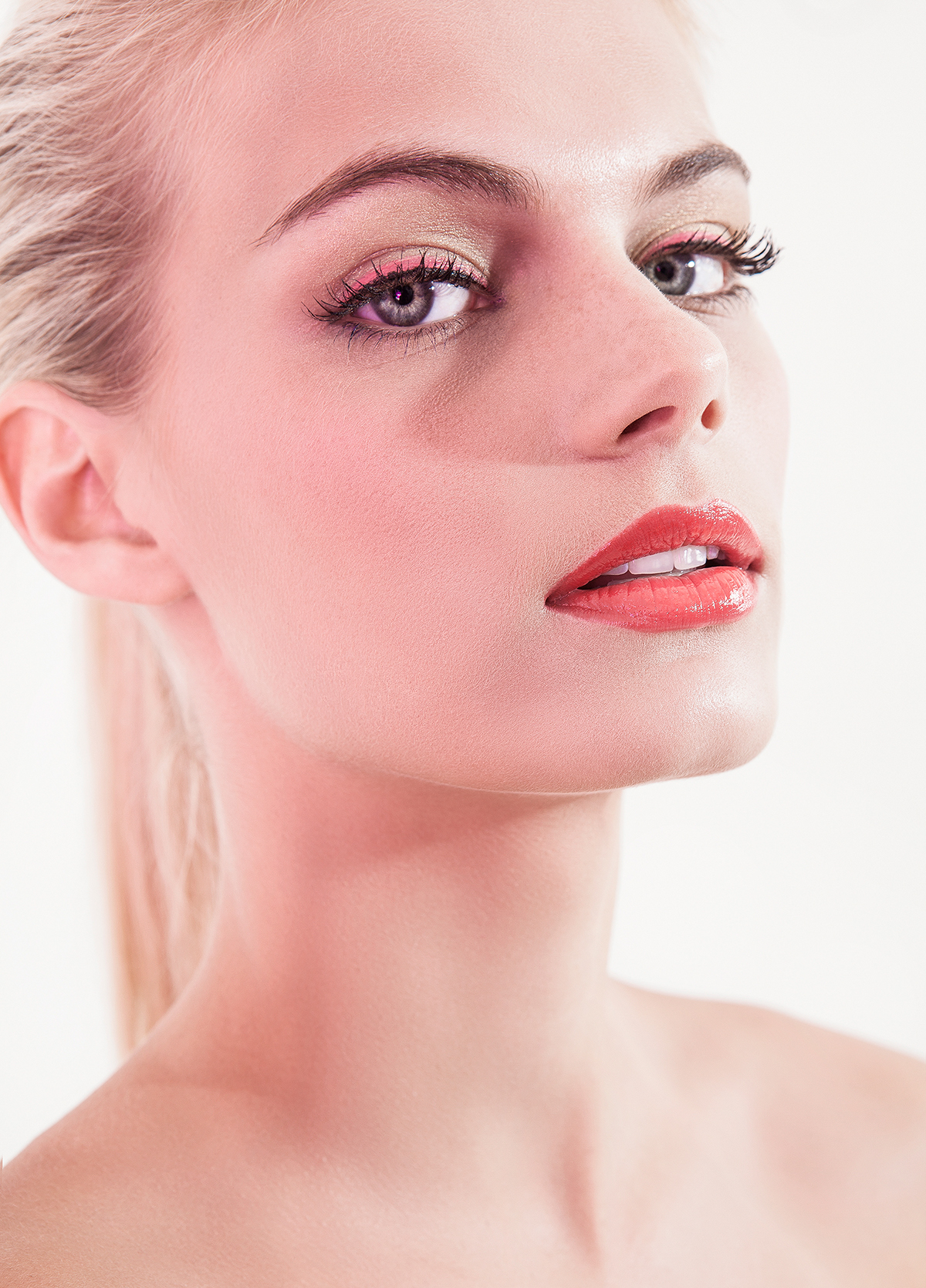 beauty dior for vanidades magazine on behance
