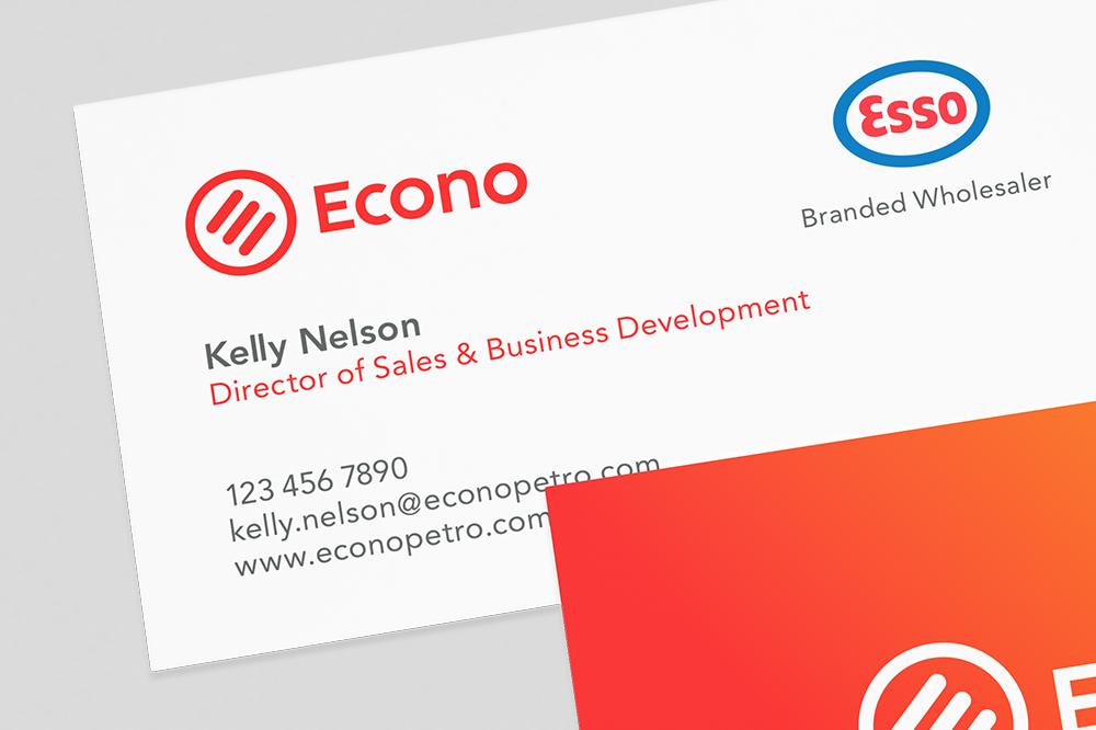 Econo Petroleum on Behance