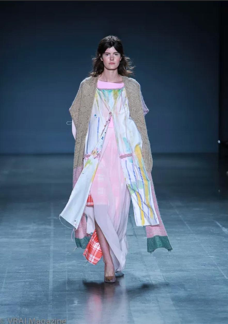 Pratt Senior Fashion Show Collection On Pratt Portfolios