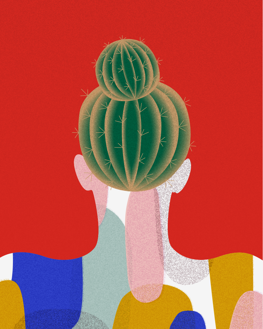 Cactus Girl \u2013 Original