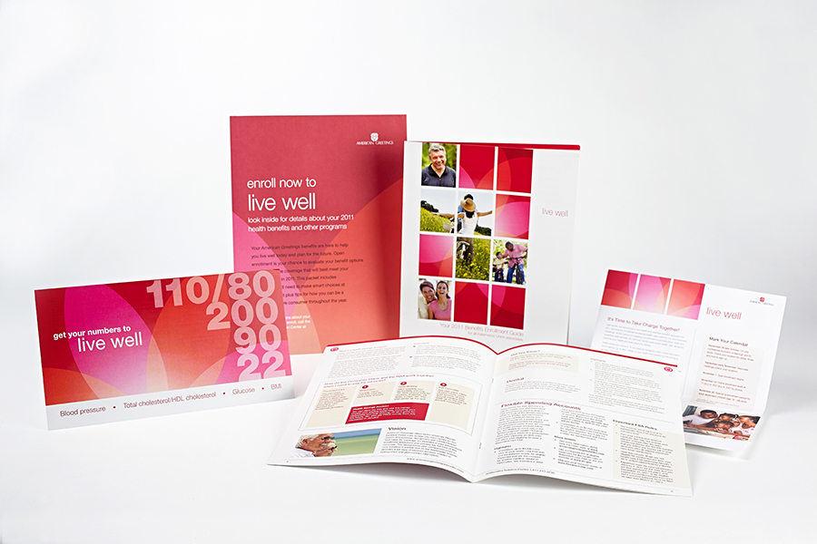 American greetings benefits enrollment on behance m4hsunfo