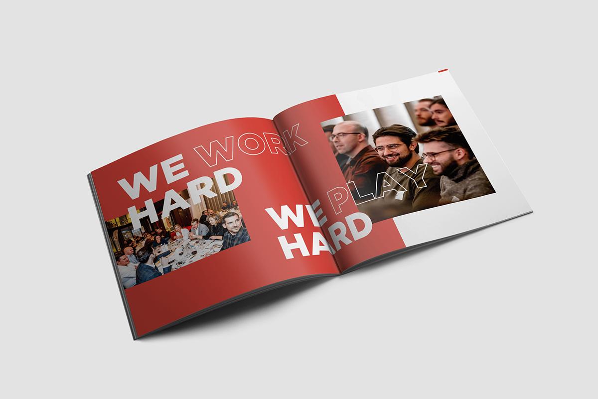 bewire graphic design  print