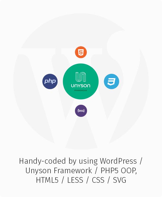 FREE DOWNLOAD - One Page Creative WordPress Theme