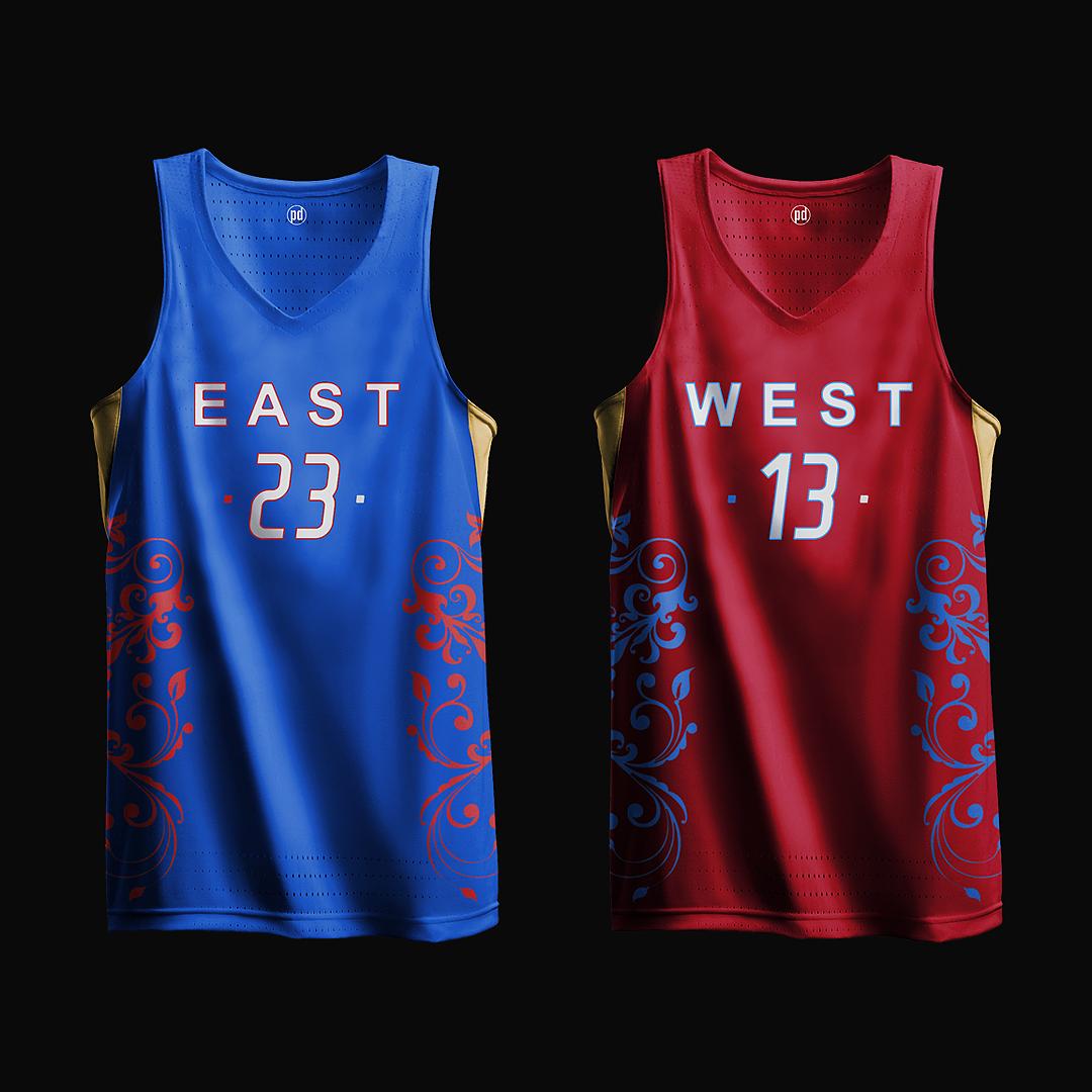 All Star Jerseys 2017 On Behance