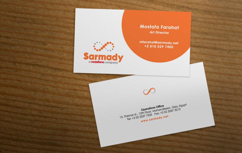 Sarmady Branding On Behance