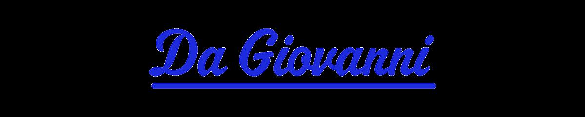Da Giovanni Logo