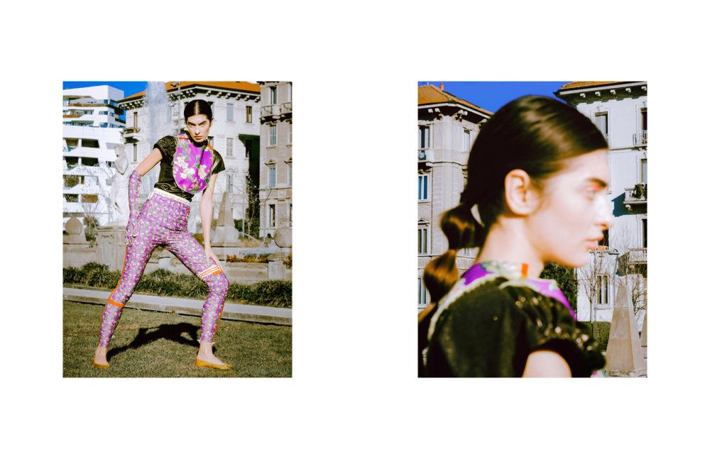 Fashion  hair magazine makeup MUA nudemakeup publication schon trand trends
