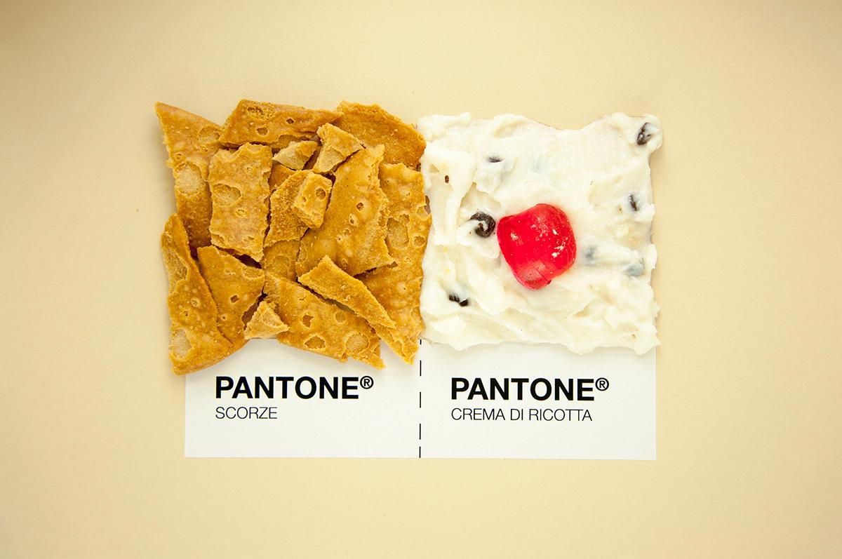 foodporn tasty pantone sicilia sicilianfood fooddesign Food  design sicily inspire