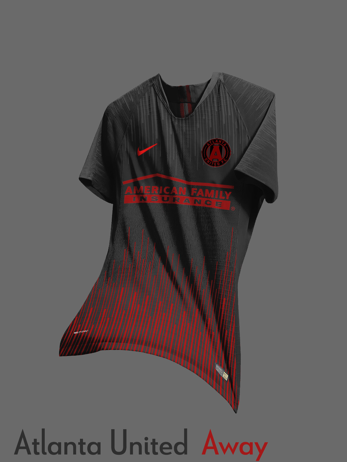 brand new 40bb4 3a347 MLS Eastern Conference Nike Concept Jerseys | 2018-2019 on ...