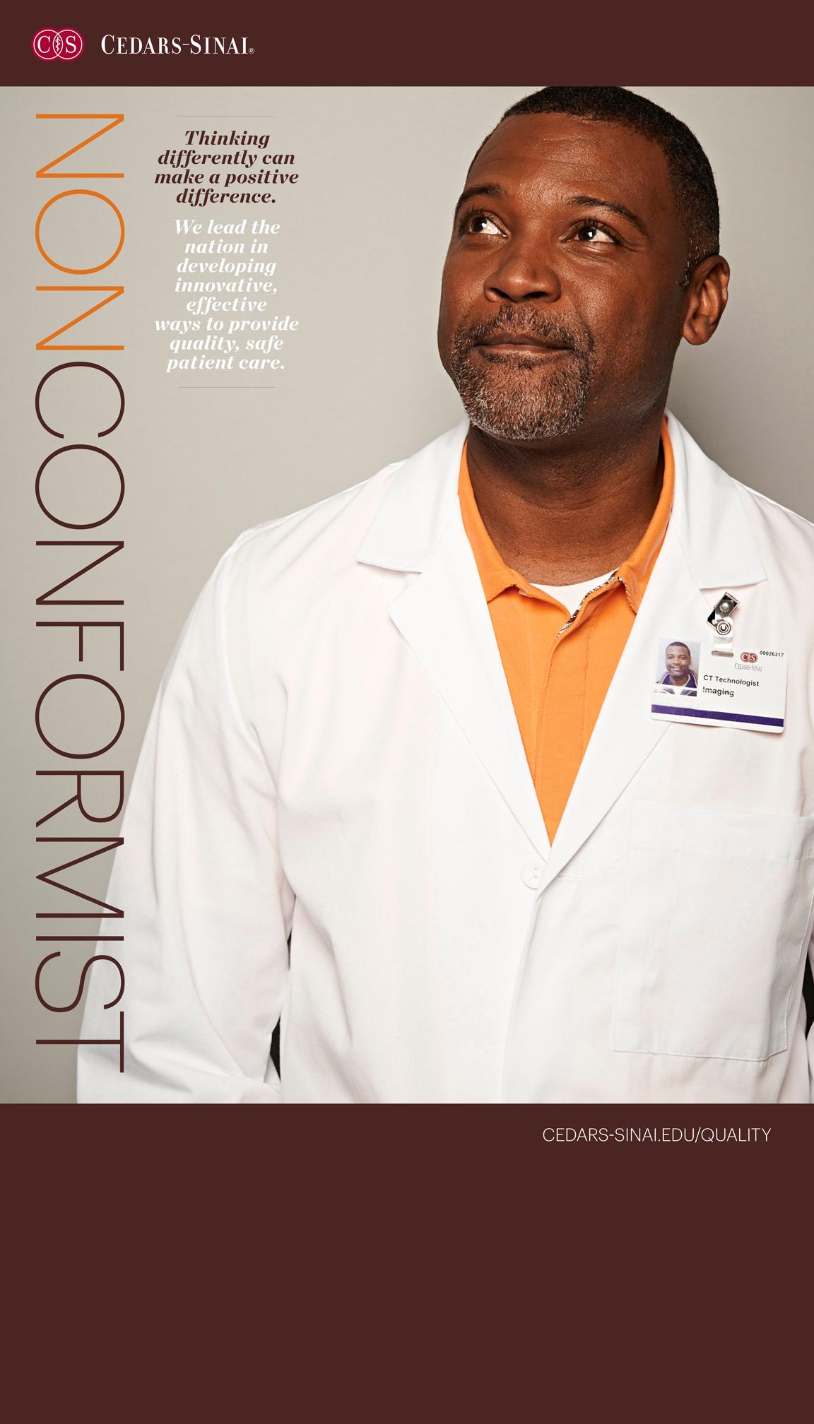 Cedars-Sinai Medical Center on Behance