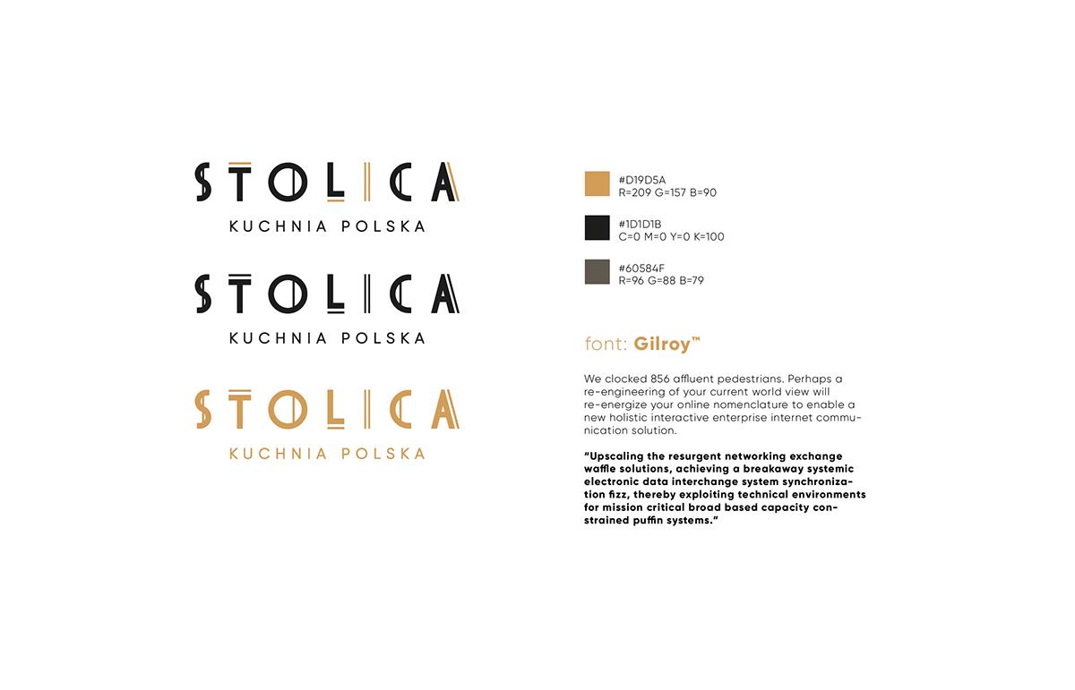 Stolica Branding On Student Show