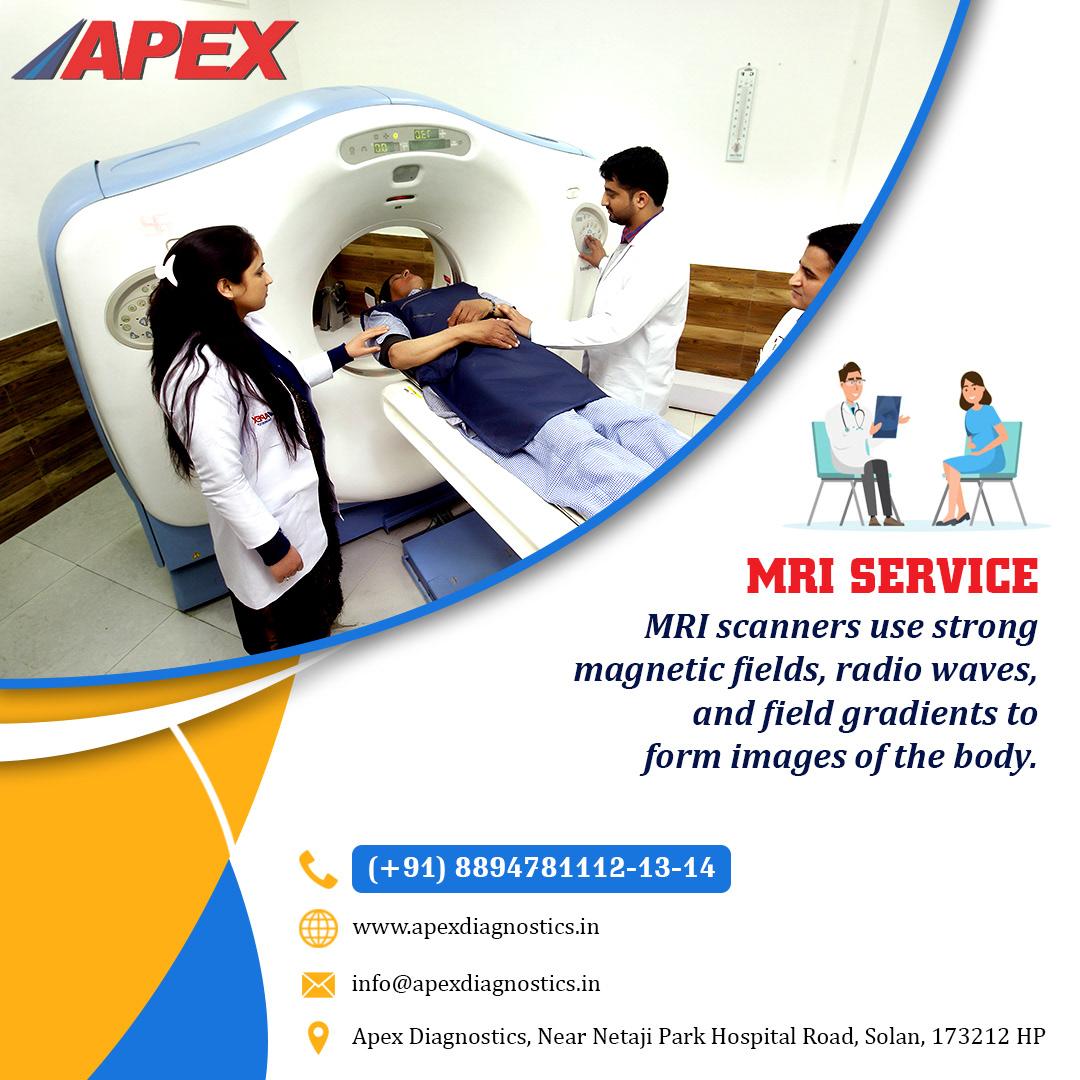 MRI services mri services in solan