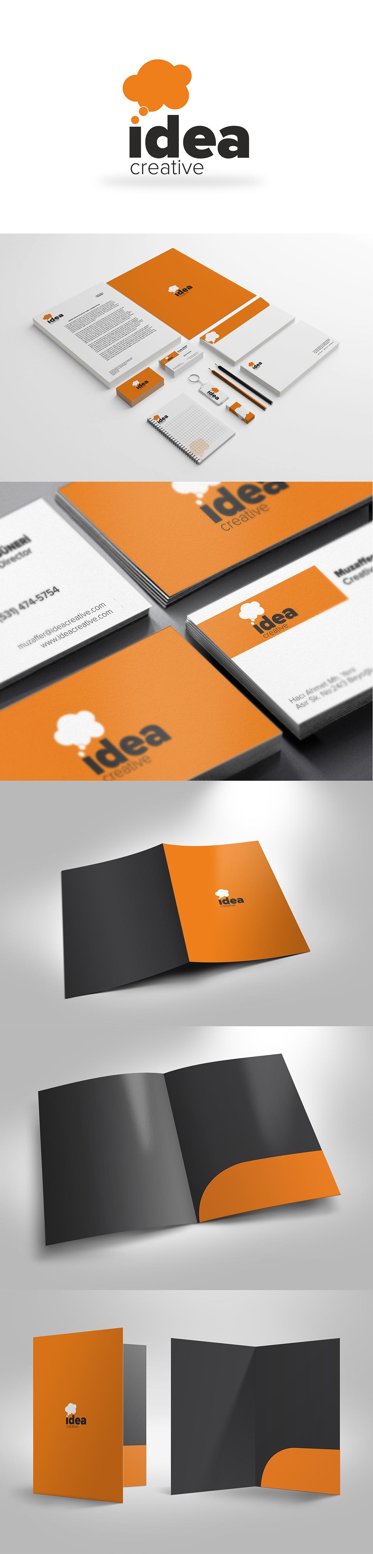 idea creative agency ajans reklam kurumsal kimlik branding