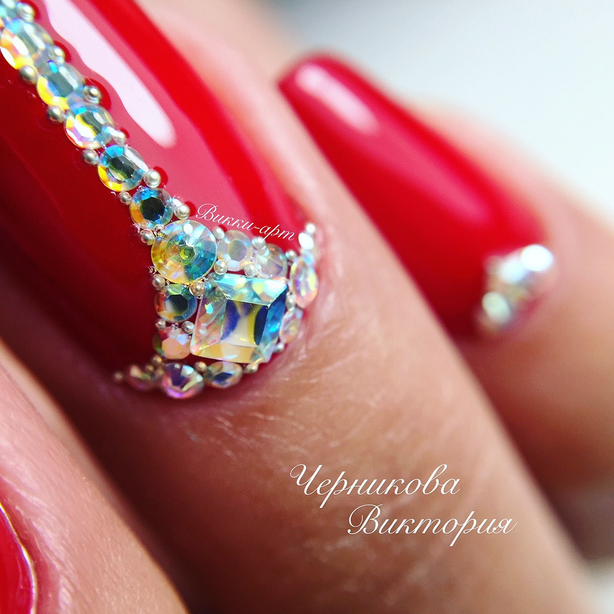 Vikki-art Nail Art Studio on Behance