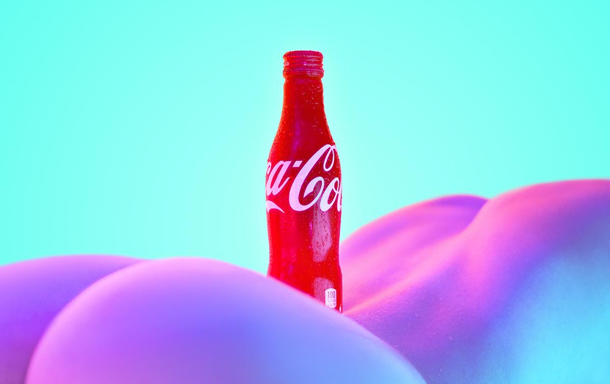 Nude Coca-Cola & Nude Pleasure