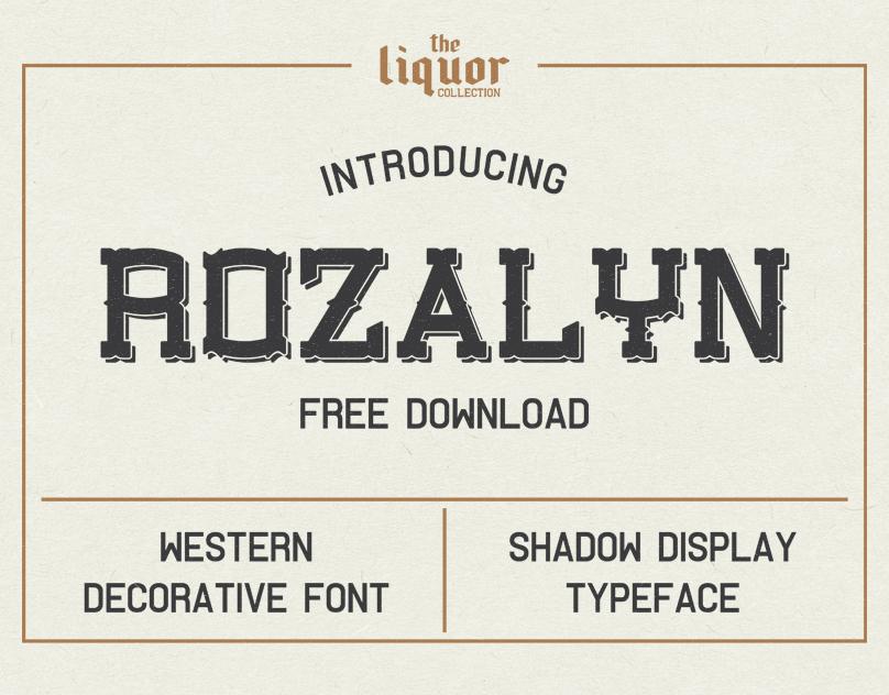 display font americana decorative Free font liquor Typeface Whiskey font free