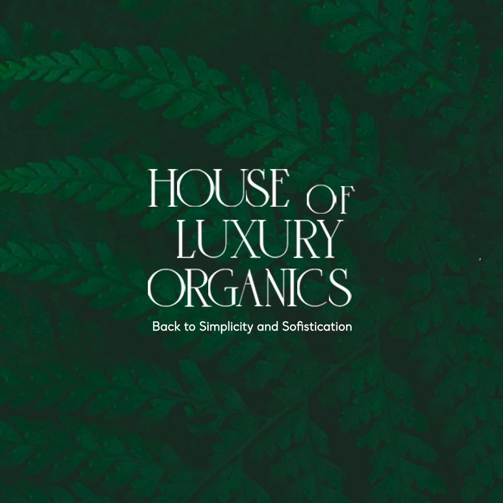 brand House of Luxury Organics luxury Organics Сosmetics