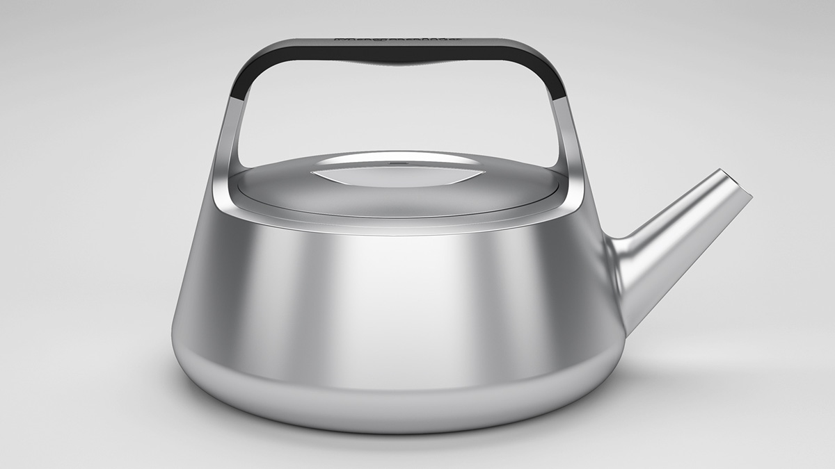 Tea Kettles On Behance