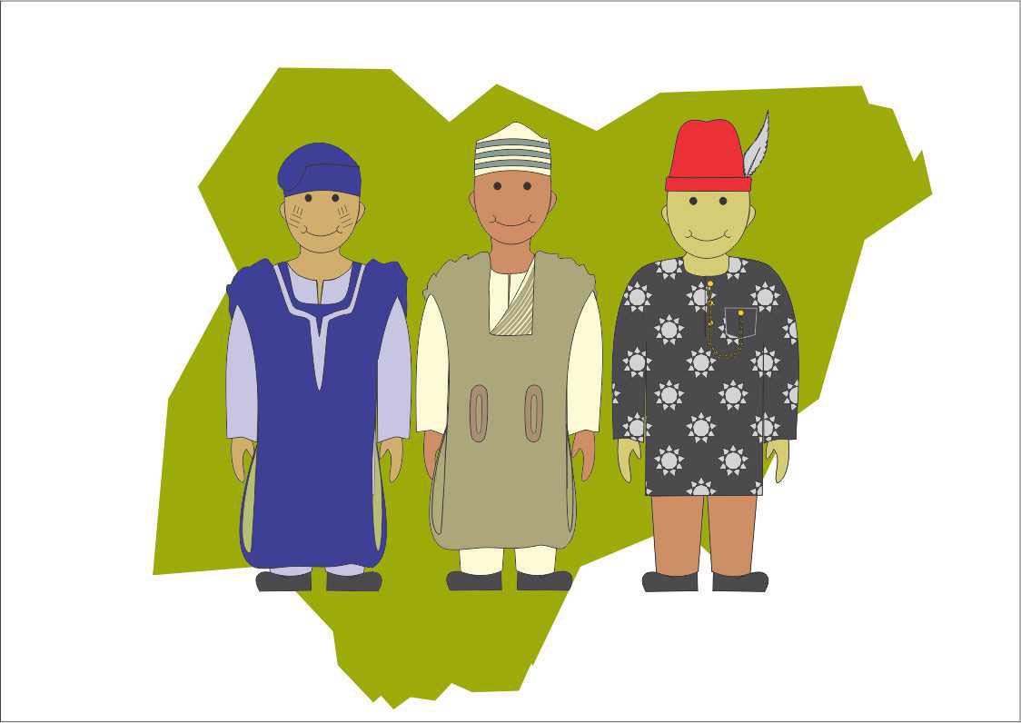 wazobia Nigerian Men Nigerian Tribes Yoruba hausa igbo