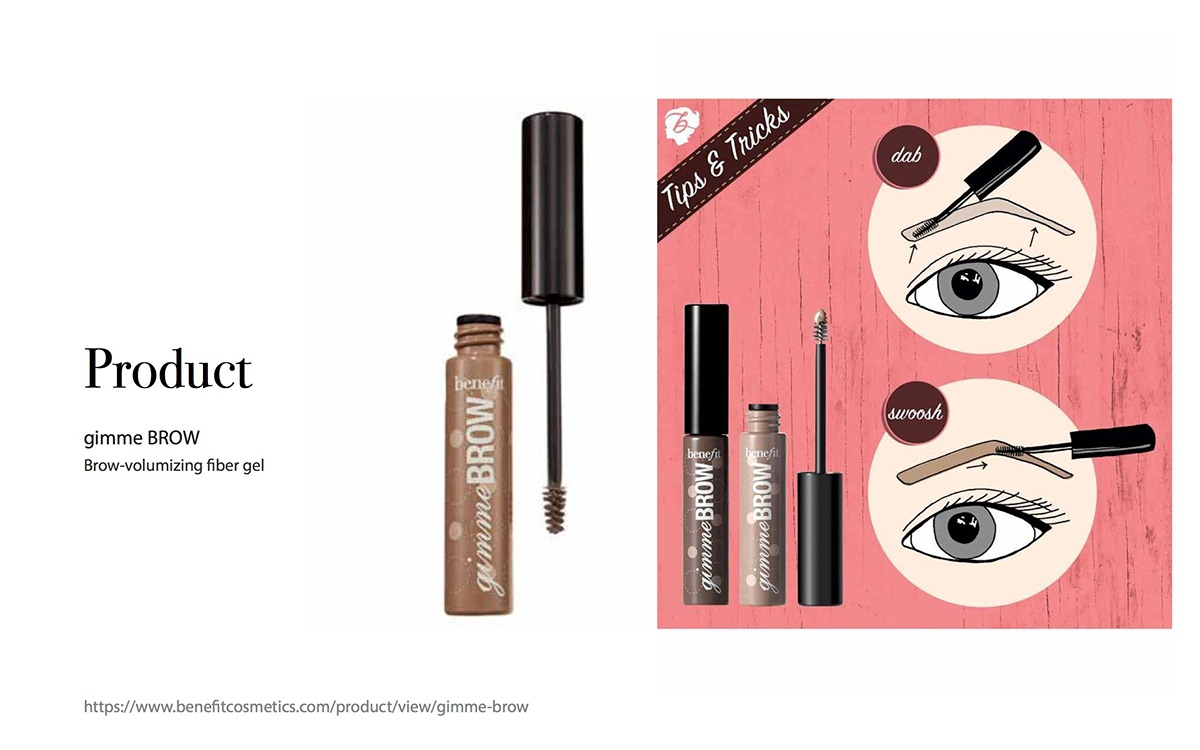 Benefit Cosmetics tvc commercial alice wonderland gimme Love brow 1950s vintage time travel