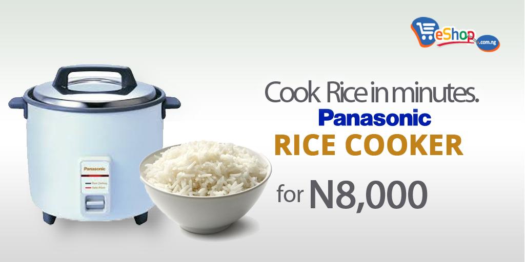 Panasonic Rice cooker Panasonic Product eShop Online Store