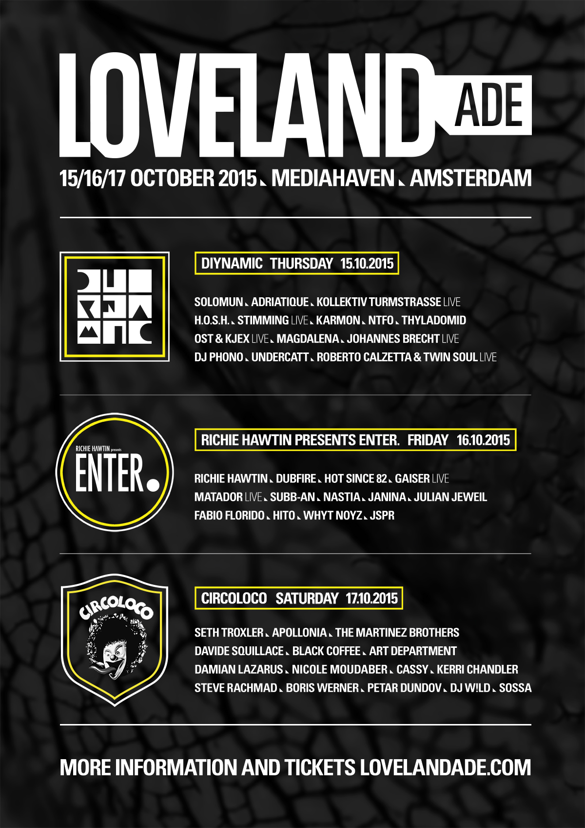 loveland,amsterdam dance event,ade,amsterdam,artwork,DANCE  ,Event