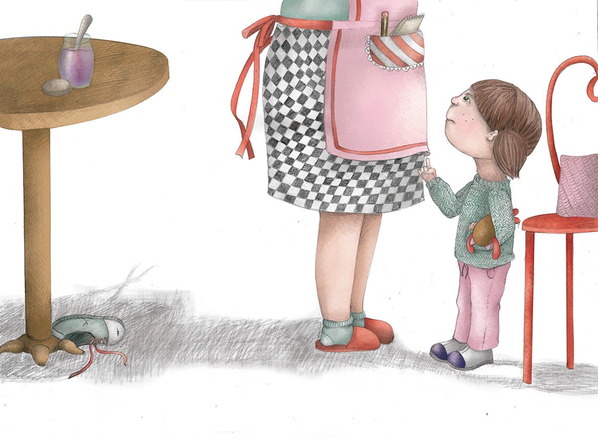 Album Ilustrado ilustración infantil Illustrated book book