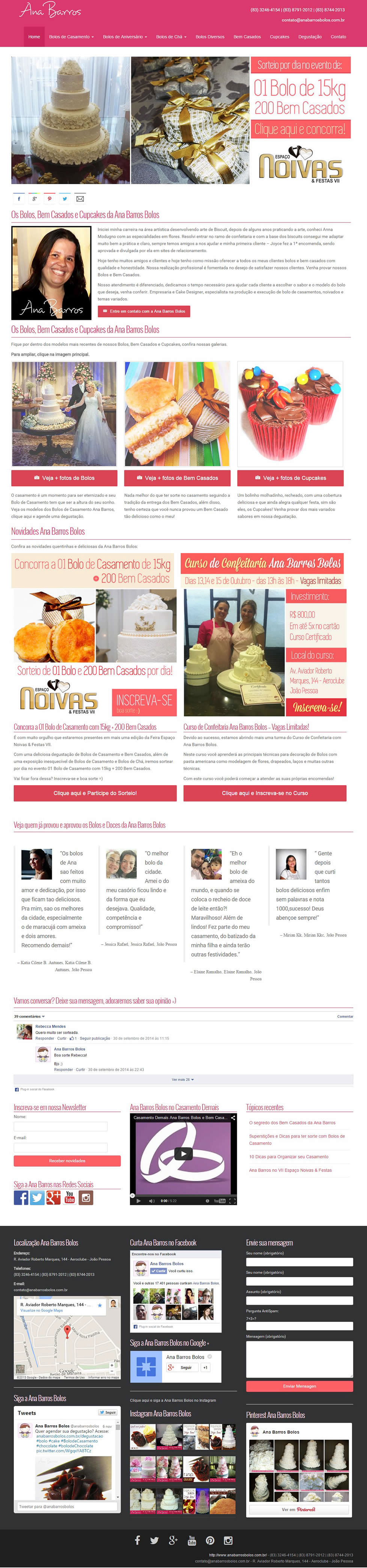 Web wordpress design HTML css