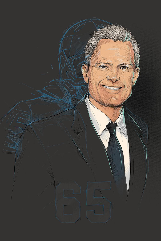 portrait face man leader Coach jake knapp bart oates Mark Modzelewski kyle reissner