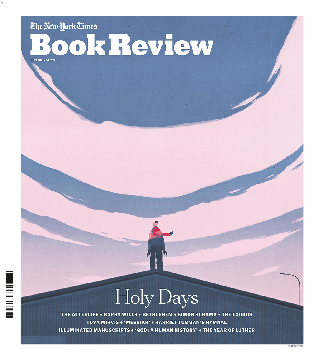 Holy Days The New York Times Book Review Cover On Behance