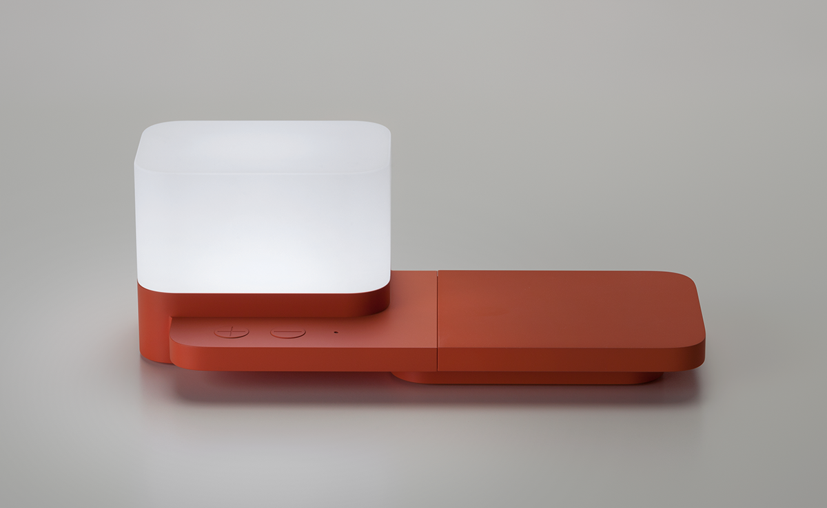 block wireless charger Smart light Samsung bkid