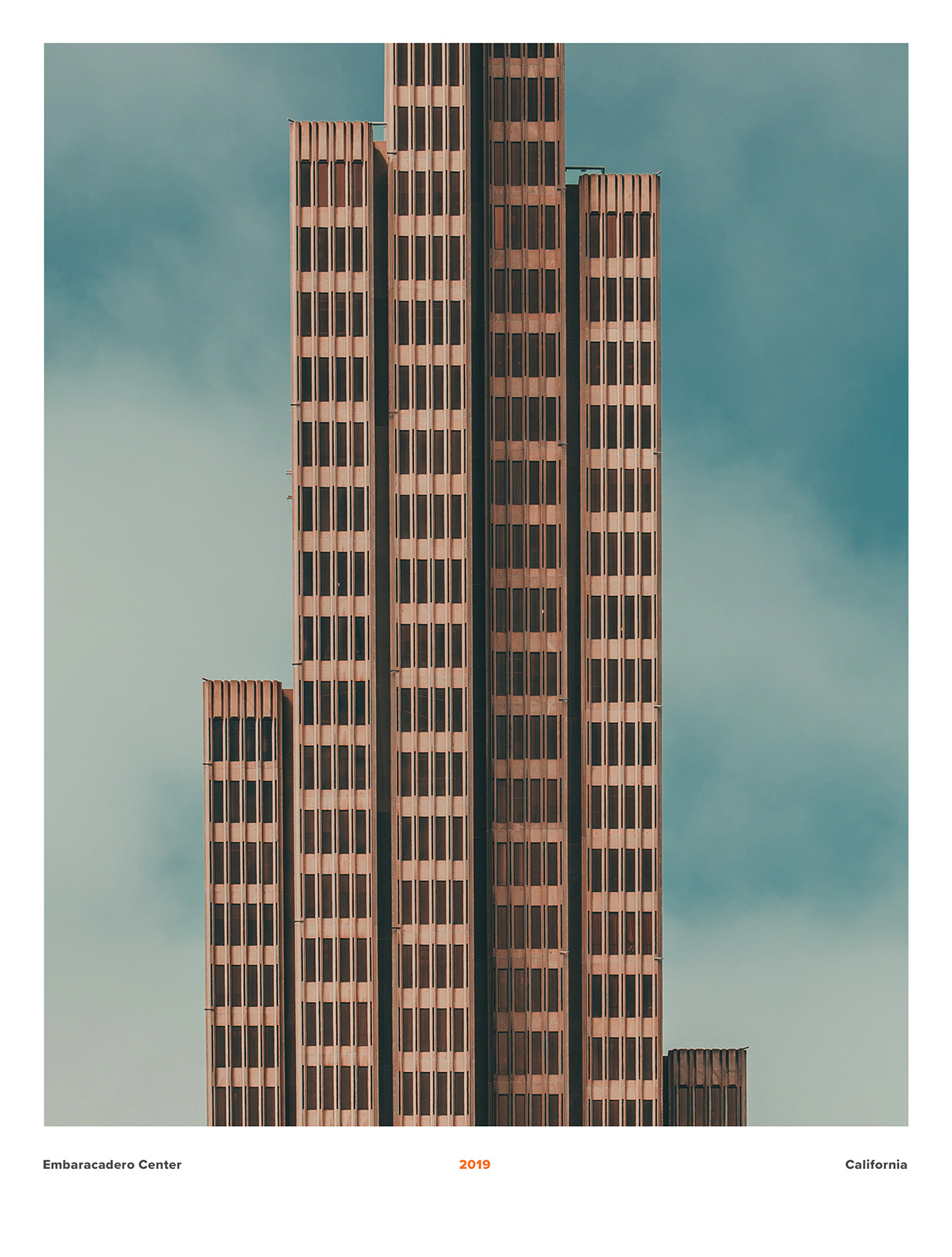 Image may contain: skyscraper, sky and building