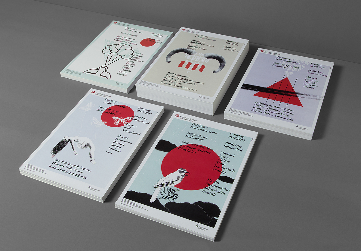 kultur konzert plakat flyer stuttgart München munich poster concert