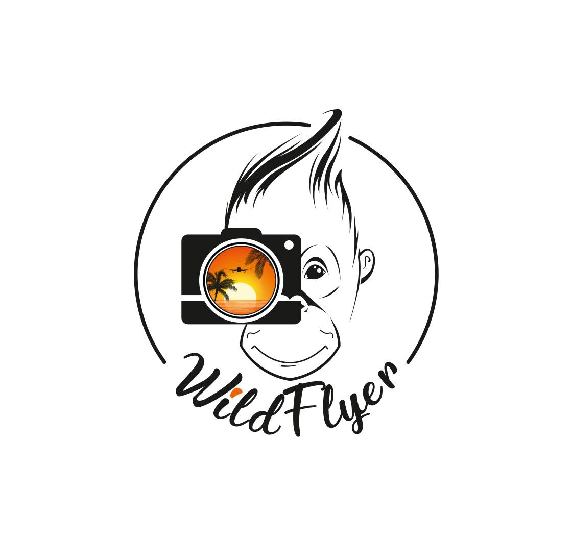 logo artwork brand wild company monkey brandidentity Freelance marketing