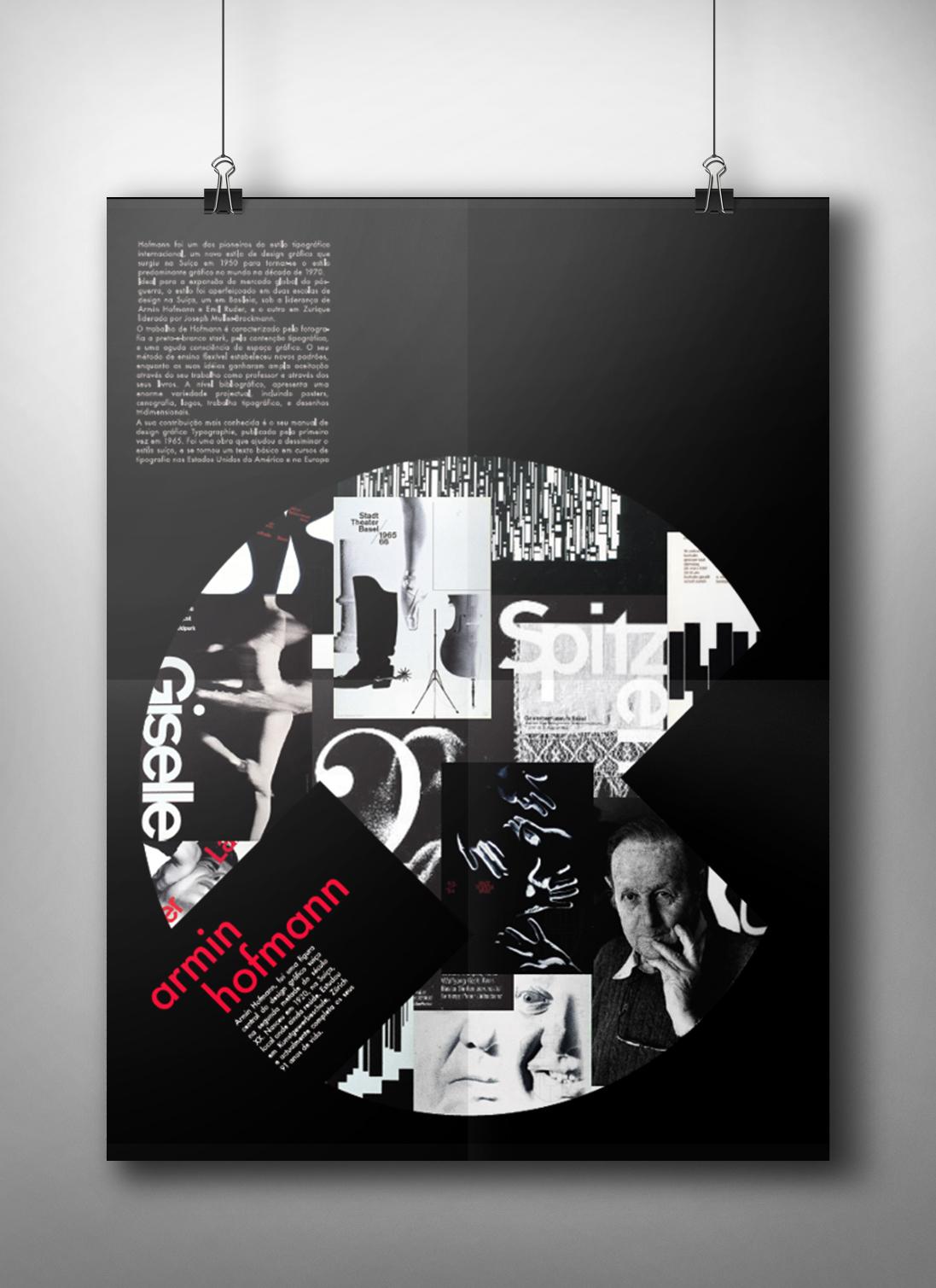 Armin Hofmann Comunnication Design