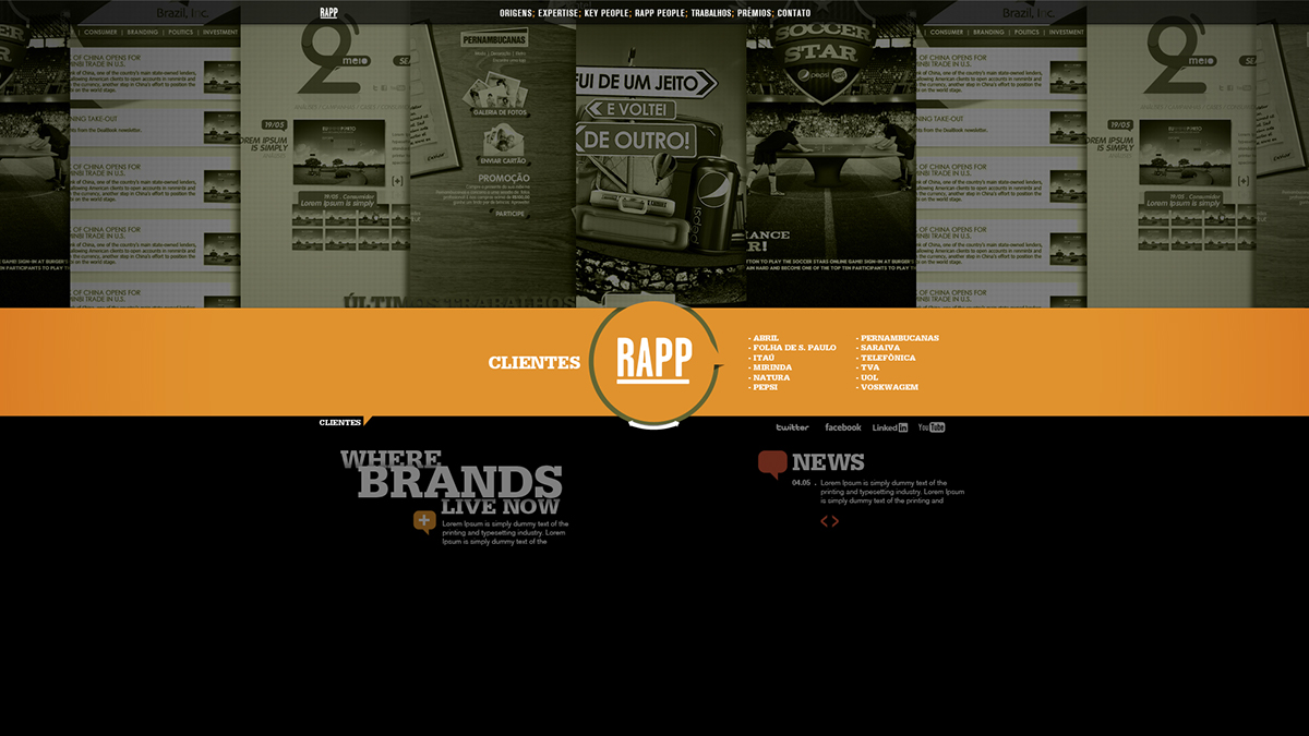 rapp agency portfolio marketing   Jobs