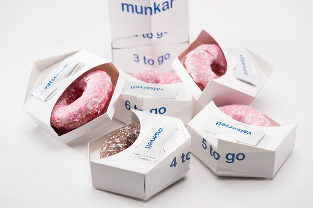 20 Creative Donuts Packaging For Inspiration On Behance