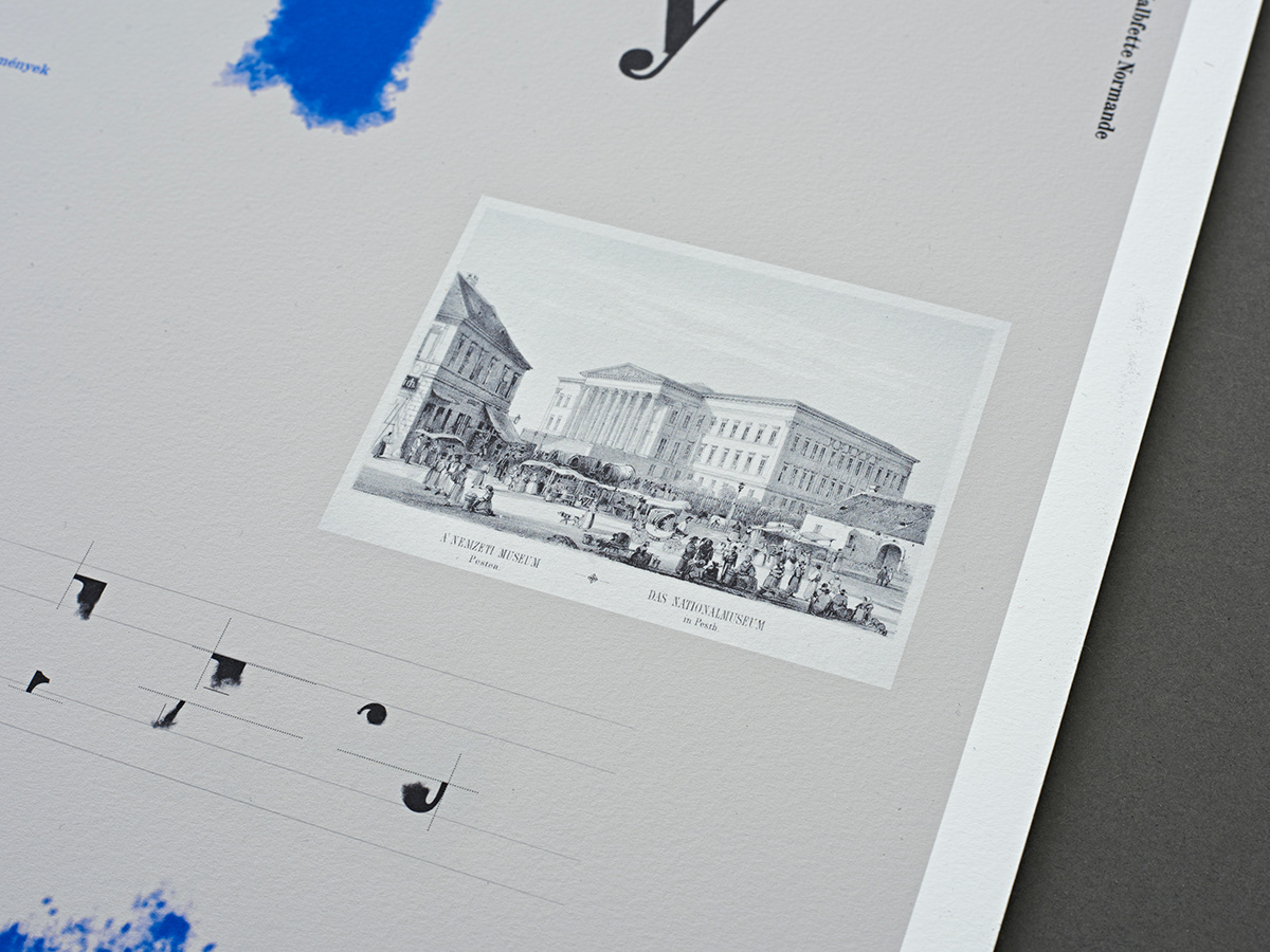 book poster dust ILLUSTRATION  ink museum powder