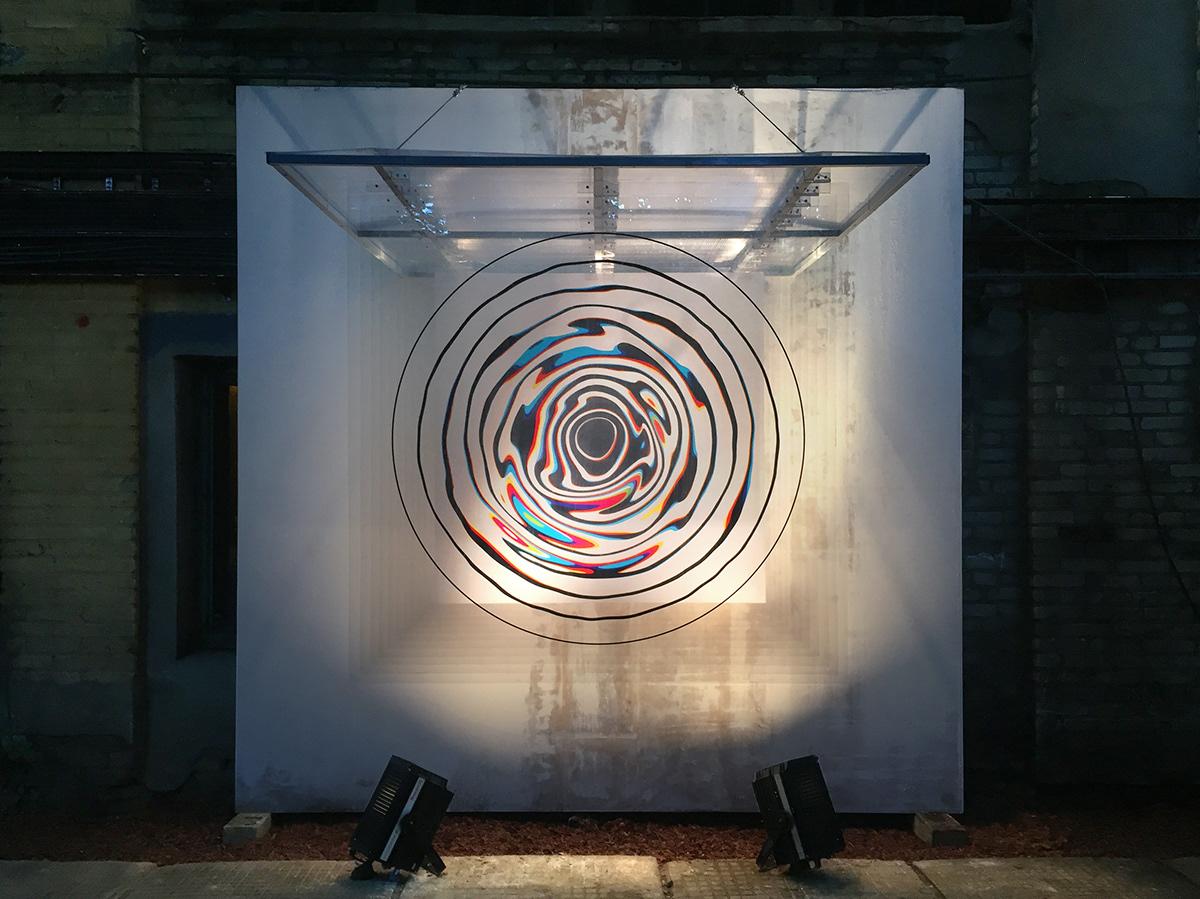 stfnv artem stefanov Moscow arma17 Mutabor outline festival pulse installation channels Glitch