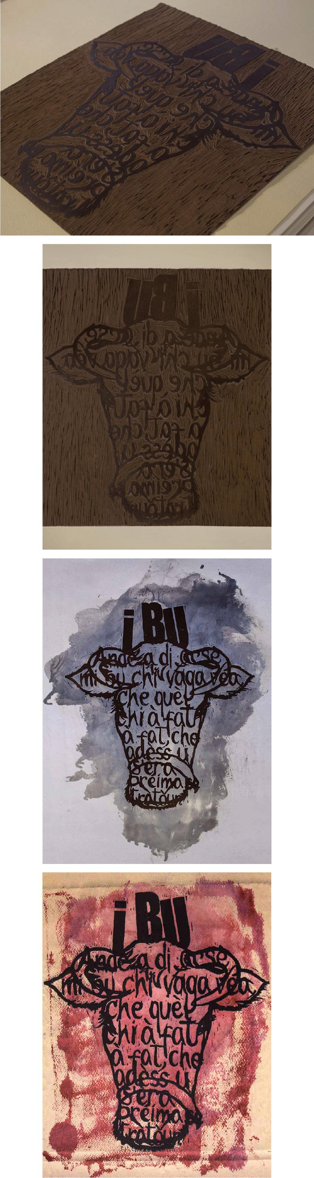 ILLUSTRATION  xilografia incisione print illustrazione stampa linocut printmaking Xilo