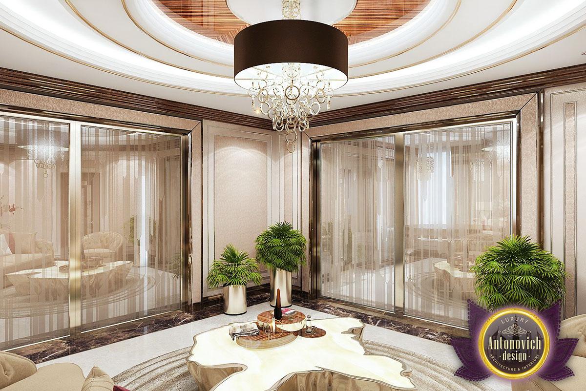 Living Room Design In Nigeria Abuja On Behance